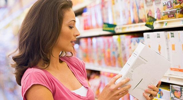 etichette al supermercato cosa compriamo