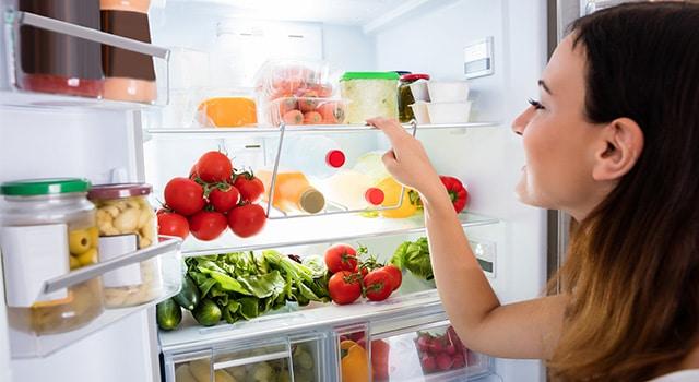 come conservare alimenti bene
