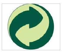 punto verde etichette