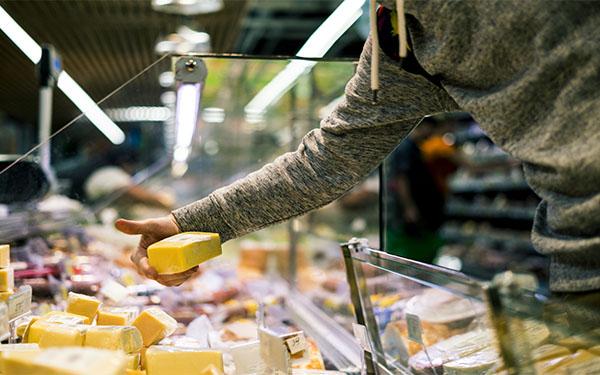 Come acquistare il formaggio