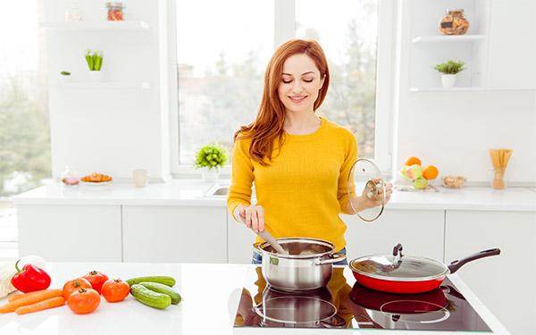 le 5 regole cucina sicura