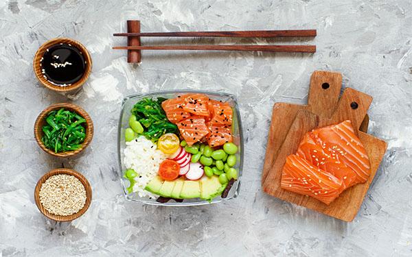 È sano mangiare i crudi al ristorante?