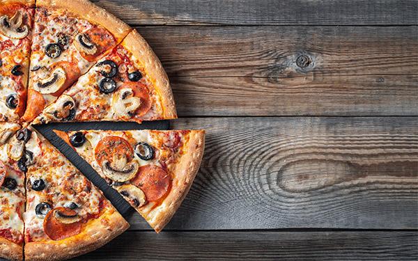 come scegliere la pizza